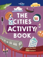 The cities activity book (édition 2019)
