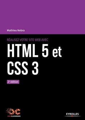 M.Nebra- Réalisez votre site web avec HTML 5 et CSS 3