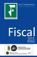 Dictionnaire fiscal - 2015