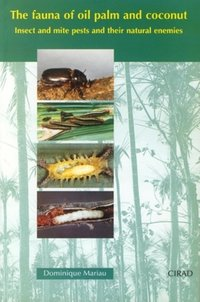 The fauna of oil palm and coco