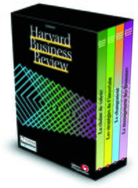 Coffret harvard business review n°2