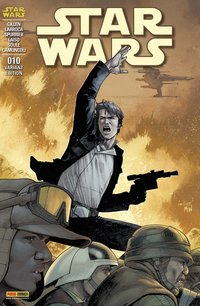 Star wars n°10 (couverture 2/2)