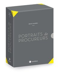 Coffret - Portraits de procureurs