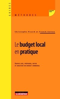 Le budget local en pratique