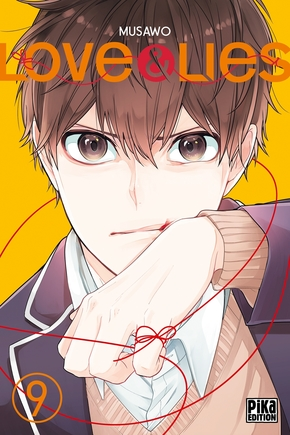 Love & lies - Tome 9