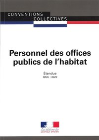 Personnel des offices publics de l'habitat - Convention collective étendue