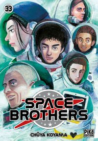 Space brothers - Tome 33