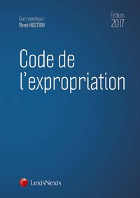 Code de l'expropriation 2017