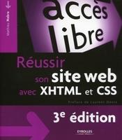 M.Nebra - Réussir son site web avec XHTML et CSS