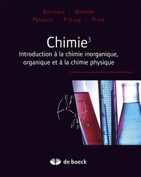 Chimie 3 - Introduction à la chimie inorganique, à la chimie organique et à la chimie-physique