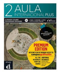 Aula internacional plus 2 - english edition premium