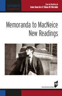 Memoranda to MacNeice
