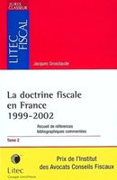 La doctrine fiscale en France