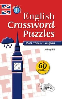 English crossword puzzles level 1 - mots croisés en anglais - niveau 1 (a1-a2)