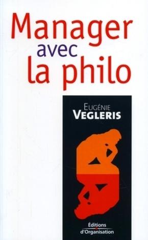 Eugénie Vegleris- Manager avec la philo