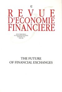 The Future of Financial Exchanges