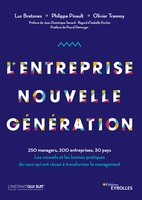 L.Bretones, P.Pinault, O.Trannoy - L'entreprise nouvelle génération