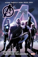 Avengers - time runs out - Tome 01 : tu ne peux pas gagner