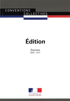 Édition - Convention collective étendue