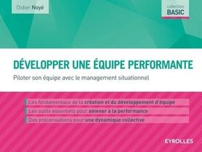 D.Noyé- Développer une équipe performante