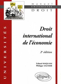 Droit international de l'économie