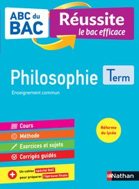 Abc du bac réussite philosophie term