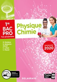 Physique-Chimie 1re bac pro - 2020