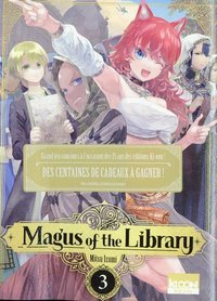 Magus of the library - Tome 3