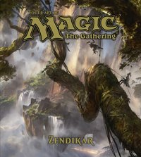 Tout l'art de Magic, the gathering