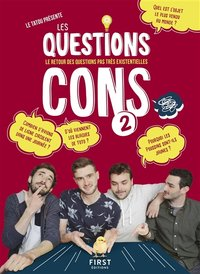 Les questions cons - Tome 2