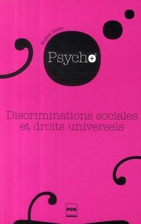 Discriminations sociales et droits universels