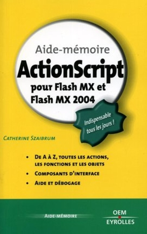ActionScript pour Flash MX et Flash MX 2004