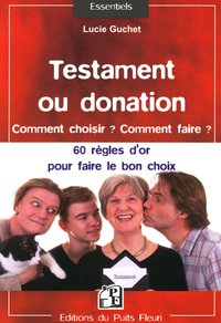 Testament ou donation