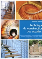 Technique de construction des escaliers