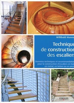 Willibald Mannes- Technique de construction des escaliers
