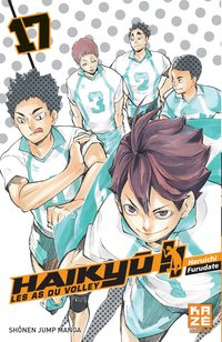 Haikyu !! - Les as du volley - Tome 17