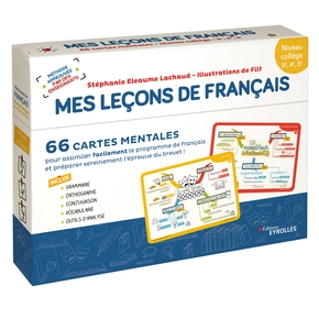 S.Eleaume-Lachaud, Filf- Mes leçons de français - Niveau collège - 5e, 4e, 3e