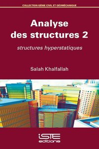 Analyse des structures - Tome 2