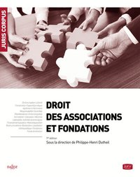 Droit des associations et fondations
