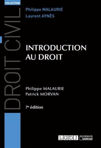 Introduction au droit (7e édition)
