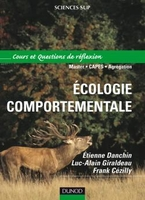 Ecologie comportementale - 2e cycle/Master - CAPES - Agrégation