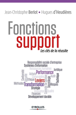 Berlot, Jean-Christophe; Heudiere, Hugues- Fonctions support
