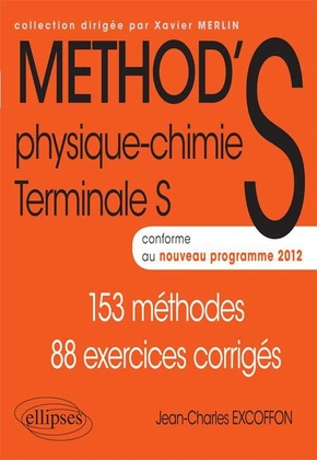 Method's - Physique-chimie - Terminale S