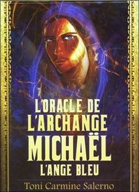 L'oracle de l'archange michaël - l'ange bleu (coffret)