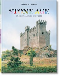 Frédéric chaubin. stone age. ancient castles of europe