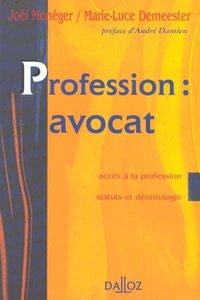 Profession avocat