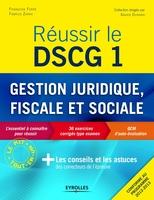 F.Ferré, F.Zarka - Reussir le dscg 1. gestion juridique, fiscale et sociale