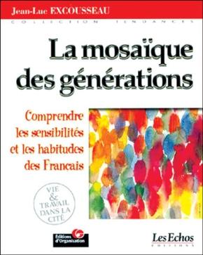 J.-L.Excousseau- Mosaique des generations