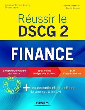 Deffains-Crapsky Catherine- Réussir le DSCG 2 - Finance