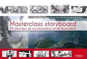 A.Coffineau, V.Coffineau, O.Saint-Vincent, R.Saint-Vincent- Masterclass storyboard